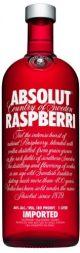Absolut Raspberri 0,70LTR