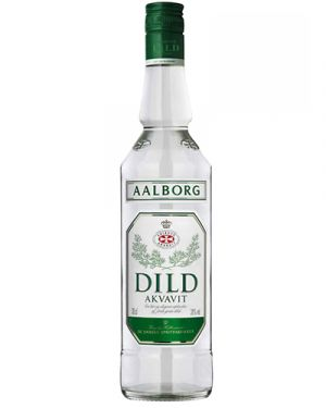 Aalborg Dild Akvavit 0,70LTR