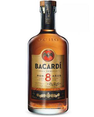 Bacardi 8 Years Old rum