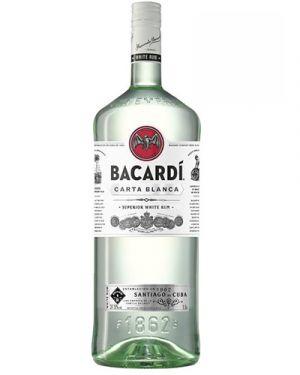Bacardi Carta Blanca 3LTR