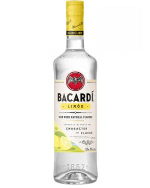 Bacardi Limon liter