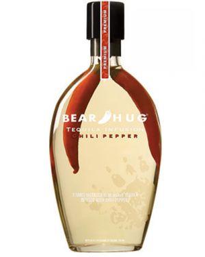 Bear Hug Chili Pepper Tequila 1LTR