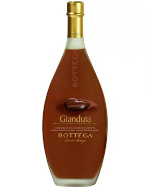 Bottega Gianduia Crema 0,50LTR