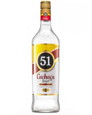Cachaca 51 0,70LTR