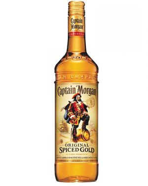 Captain Morgan Gold
