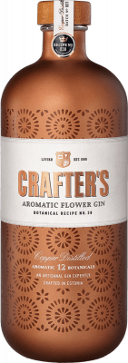 Crafter's Aromatic Flower Gin 0,70LTR