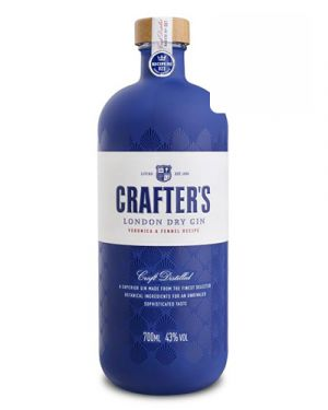 Crafter's London Dry Gin 0,70LTR