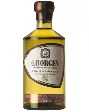 De Borgen New Style Genever 0,70LTR