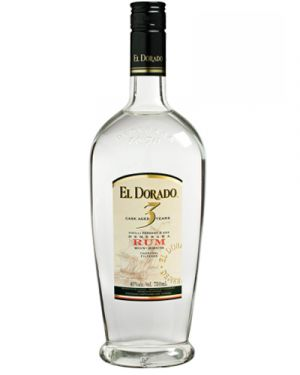 El Dorado 3YO Cask Aged White