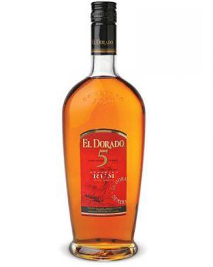 El Dorado 5YO Cask Aged