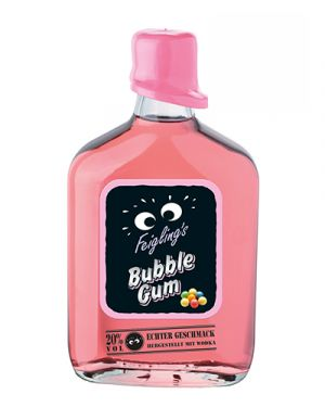 Feigling Bubble Gum 0,50LTR