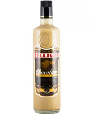 Filliers Chocolate Jenever 0,70LTR