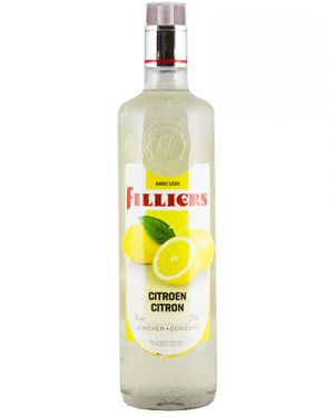 Filliers Citroen Jenever 0,70LTR