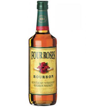 Four Roses Bourbon 0,70LTR
