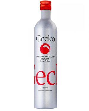 Gecko Caramel Vodka 0,70LTR