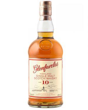 Glenfarclas 10 years Single Malt 0,70LTR