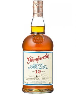 Glenfarclas 12 years Single Malt