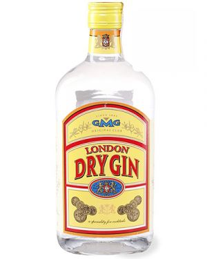GMG London Dry Gin 0,70LTR