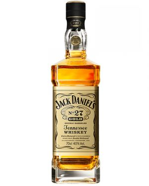 Jack Daniels No.27 Gold Whisky 0,70LTR