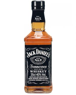 Jack Daniels Tennessee Whisky 0,35LTR