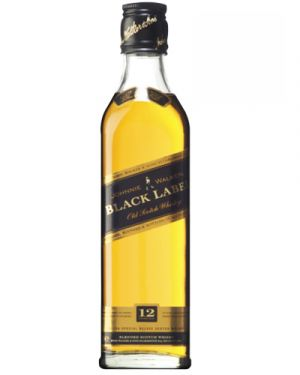 Johnnie Walker Black Label 0,35LTR