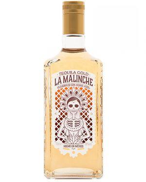 La Malinche Gold Tequila 0,70LTR