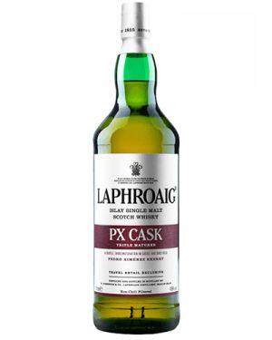 Laphroaig PX Cask Whisky 1LTR