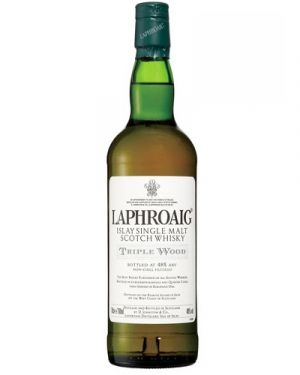 Laphroaig Triple Wood Whisky 0,70LTR