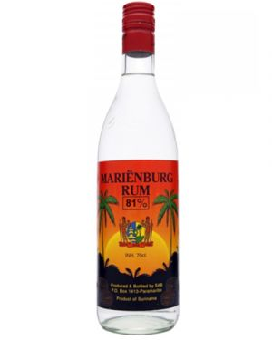 Marienburg White Rum 0,70LTR