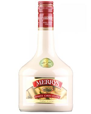 Merry's White Chocolate Cream 0,70LTR