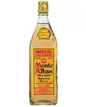 Mezcal Monte Alban 0,70LTR