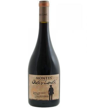 Montes Outer Limits Pinot Noir