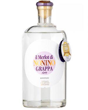 Nonino Grappa Merlot 0,70LTR