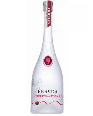 Pravda Cherry Vodka 0,70LTR
