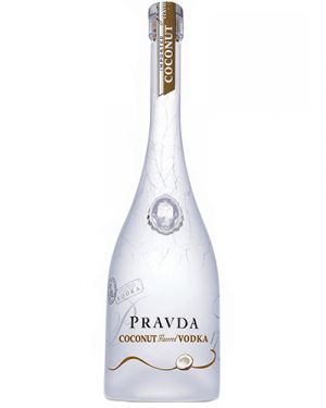 Pravda Coconut Vodka 0,70LTR