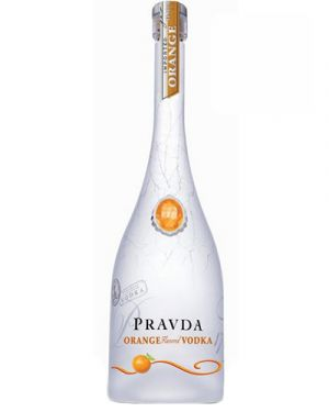 Pravda Orange Vodka 0,70LTR