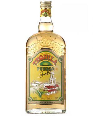 Pueblo Gold Tequila 0,70LTR