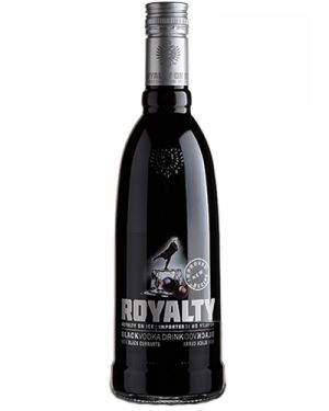 Royalty Black Vodka 0,70LTR