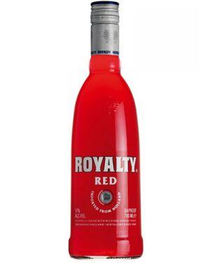 Royalty Red Vodka 0,70LTR