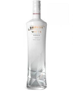 Smirnoff White Vodka 1LTR