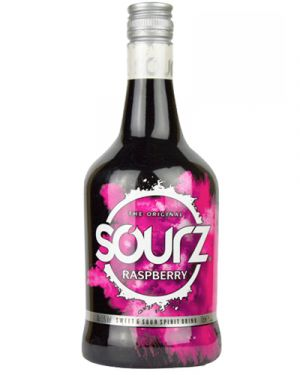 Sourz Raspberry 0,70LTR