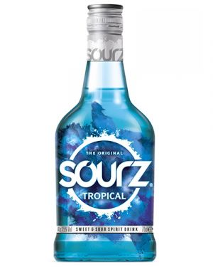 Sourz Tropical 0,70LTR