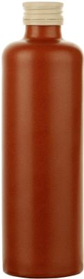 Sproakwater likeur zonder etiket in stenen kruik 35CL