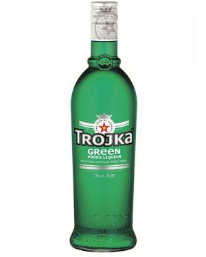 Trojka Green Vodka 0,70LTR