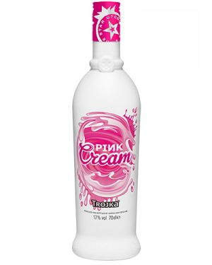 Trojka Pink Cream Vodka 0,70LTR