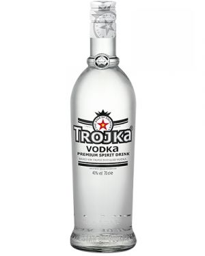 Trojka Pure Grain Vodka 0,70LTR