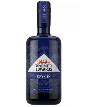 Warner Edwards Harrington Dry Gin 0,70LTR