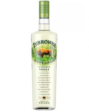 Zubrowka Bison Grass 0,70LTR