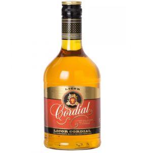 Cordial Licor de Vainilla 0,70LTR