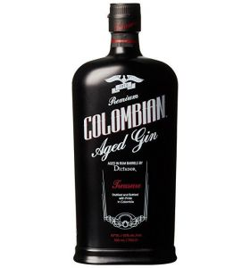Colombian Aged Gin Dictador Treasure 0,70LTR